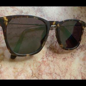 Jackson Krewe sunglasses.